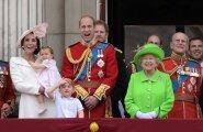 Briti monarh Elizabeth II perega