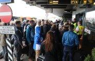 ГЛАВНОЕ ЗА ВЫХОДНЫЕ: Бомбовая угроза в Таллиннском аэропорту, гибель юноши в Элва и снова хутор Эрма