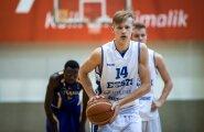 Eesti ja Rootsi U20 korvpallikoondiste kontrollmäng