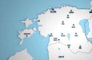 EV100 VIDEOGRAAFIK: Vaata 3D graafikut Vabadussõjast!