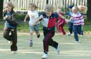 Lapsed tahavad liikuda koos ning mängiksid hea meelega mitmekesi.