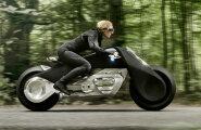BMW isetasakaalustuv mootorratas kaotab edaspidi vajaduse kiivri järele