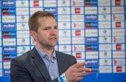 Meelis Pastak loodab, et Eestil on võimalus saada Meistrite liiga eelringidesse kaks kohta.