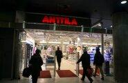 По всей Финляндии выстроились огромные очереди в обанкротившиеся магазины Anttila
