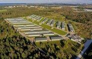 HKScan Estonia renoveeris Eesti suurima broilerifarmi