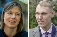 Новым президентом Эстонии может стать сводная сестра Раймонда Кальюлайда