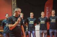 Tartu Ülikooli korvpallimeeskonna ametlik tutvustus