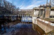 Kunda jõe kaladele avamine põrkab muinsuskaitse ja ettevõtete huvidele