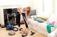 Koristamisharjumised, mis sinu kodule ja asjadele hoopis kahju teevad!