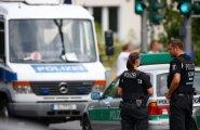 Berliini haiglas tulistati arsti, tulistaja tegi enesetapu