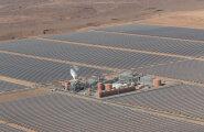 Pool miljonit peeglit noolivad Marokos päikeseenergiat