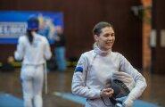 Võimas saak! Irina Embrich kordas kümnenda tiitlivõistluste medaliga Gerd Kanteri rekordit