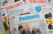 Venekeelsed Eesti ajalehed
