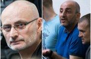 """""""Батя"""" Дикаев отчитывал раздававшего другим приказы """"Бригадира"""" Джавакяна, как мальчишку"""