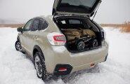 Subaru XV: sünnist saati tiigrisüda sees