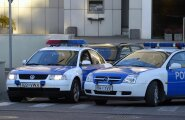 politseiautod, politsei, eskort