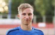 Jalgpall U19. Eesti-Inglismaa