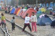Brüsseli ettepanek riikidele: pagulasi ei taha võtta, maksa kopsakat trahvi