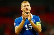 Ragnar Klavan soovib Eesti jalgpallile tagasi anda vähemalt niipalju, kui ta ise tippmängijaks sirgudes sai.