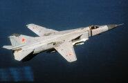 Liibüa kohal tulistati alla hävituslennuk MiG-23