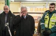 Savisaar: kui Kalle Klandorf mind linnavalitsuse majja lasta ei taha, siis ma kaeban ta peale politseisse