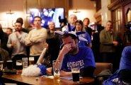 See hetk, kui ka mehed nutavad. Leicester City on Inglismaa jalgpallimeister!