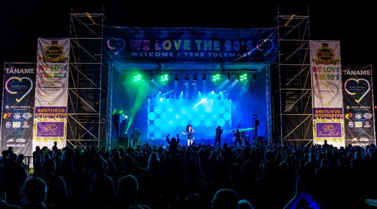 Kinnitatud! Love The 90s tulebki tagasi Tallinna