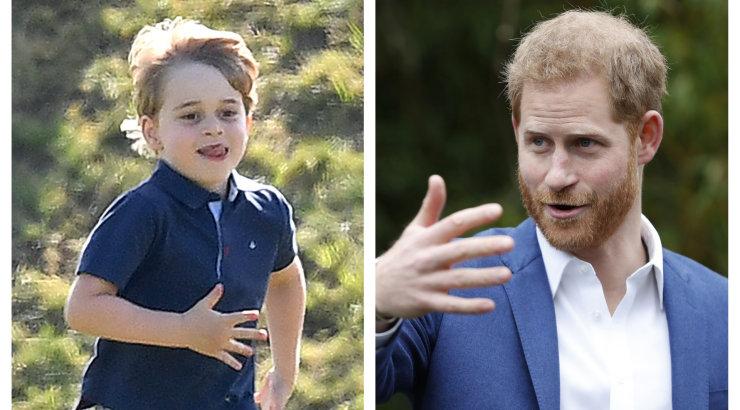 Tõeline põhjus, miks Harry ja George pole kunagi ühelgi pildil koos olnud!
