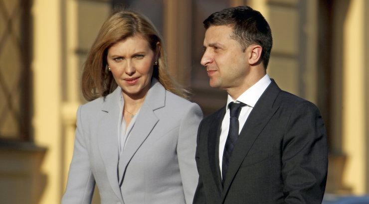 """""""С тобой я могу все"""": Зеленский романтично поздравил жену с днем рождения"""