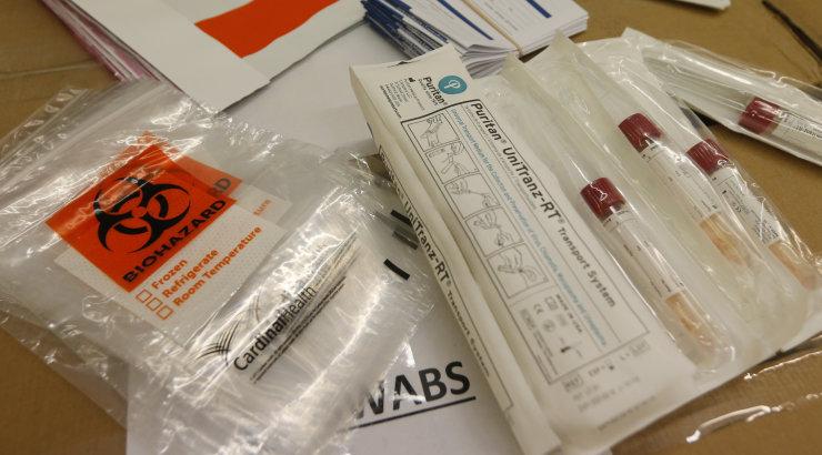 Suurbritannias võivad miljonid inimesed saada koduse koroonaviiruse antikehade testi
