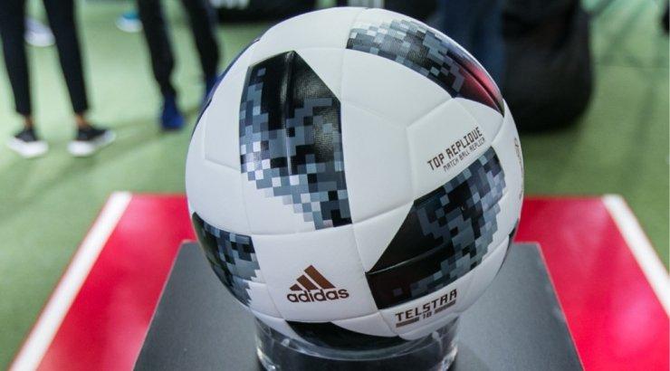 e989cfe5ddb FOTOD | Jalgpalli MM-finaalturniiri pall Telstar üllatab tehnoloogiaga -  Sport