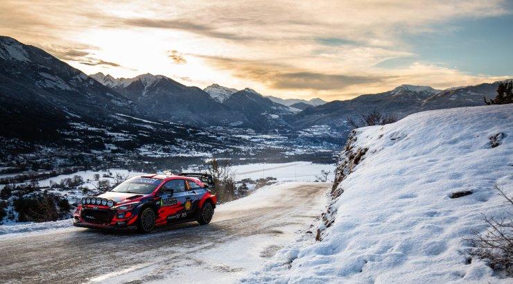 Arcitc MM-ralli eel: kas Toyota on lumel tõesti Hyundai jaoks liiga kiire?