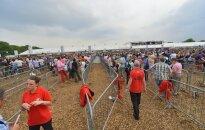 FOTOD LONDONIST: Kümned tuhaned inimesed kogunesid avatseremooniaks Hyde Parki
