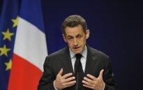 Sarkozy: valitsustevahelise leppe juriidiline külg valmib 15 päevaga