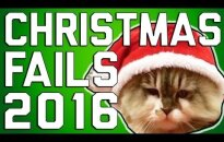 HITTVIDEO: Vaata ja naera! Jõulud ja tragikoomilised ebaõnnestumised tulid käsikäes