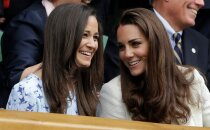 Pippa ja Kate Middleton