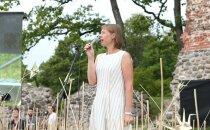 FOTOD | President Kersti Kaljulaid avas Viljandi pärimusmuusika festivali: avatus ja rahvuslus ei ole vastandid