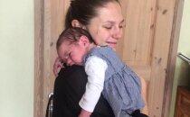 FOTOD | Imearmas! Brigita Murutar naudib emadust täiel rinnal