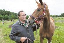 Jaanus Berkmann edendab ratsasporti