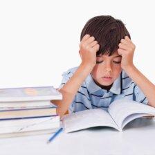 Mida ette võtta, kui laps ei taha enam ühtäkki õppida?