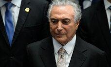 Мишель Темер стал новым президентом Бразилии