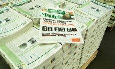 Maaleht püstitab uue tiraažirekordi