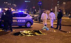 ФОТО: В Милане убит подозреваемый в нападении на берлинскую ярмарку