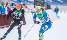 Норвегия выиграла биатлонную эстафету, Эстония на 19-м месте