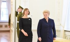President Kaljulaid Leedus: Balti riikide tihe koostöö tagab regiooni tugevuse ja turvalisuse