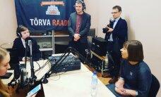 President andis väikelinna noortele raadiotegijatele intervjuu: noor olla pole kunagi kerge, kõige tähtsam on enesekindlust kasvatada
