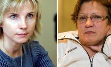 Homses Kroonikas: Erika Salumäe ja Ene Veiksaare ärisuhted said läbi