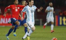 VIDEO: Itaalia ja Hispaania mängisid viiki, Argentina sai valiksarjas tähtsa võidu