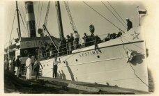 Hiiumaa ja Saaremaa laevaliikluse kadunud kuldajad