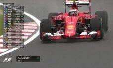 VIDEO: Venemaa vormelisõitja võitis Jaapani GP teise vabatreeningu